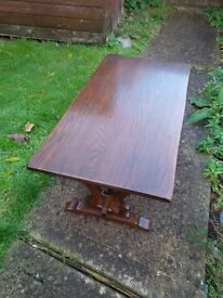 Solid wood Coffee/Occasional Table
