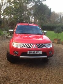 MITSUBISHI L200 TROJAN Double Cab Pick UP NO VAT