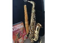 Jupiter Alto Saxophone ,