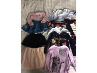 Large girls bundle over 40 items! £10 ONO!