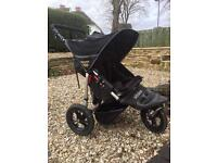 Out & About Nipper 360 double buggy