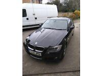 BMW 320d Stop start