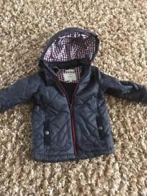 Junior J Jasper Conran coat age 2-3