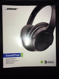 Bose SoundTrue Around-Ear Headphones II (Samsung Android )