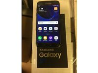 Samsung Galaxy S7 ,32GB,Unlocked,mint condition,With Warranty & box