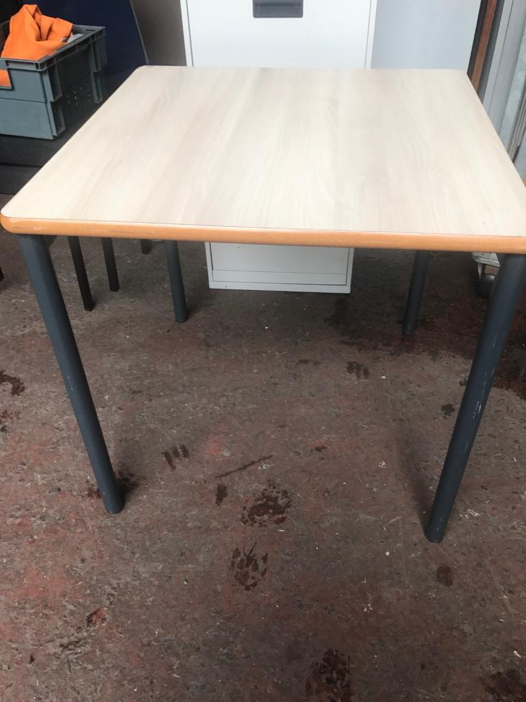 Bistro Tables Brown