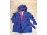 Marks & Spencer Autograph girls coat, age 5-6