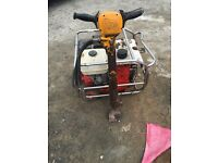 Honda power pack jack hammer