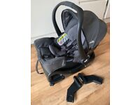 Joie Gemm Group 0+ Car Seat with Joie i-base ISOFIX