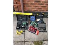 Power tools , joblot for sale