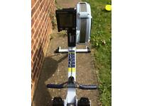 Concept 2 model d rowing machine pm3