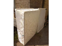 double bed divan base for free!
