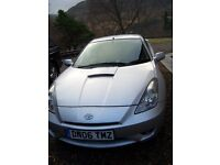 TOYOTA CELICA GREAT CAR TO DRIVE £995 ONO