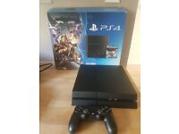 2TB PS4 BLACK - IN PERFECT CONDITION