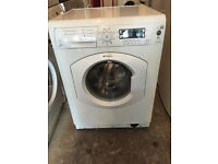 8KG HOTPOINT Ultima WMD940 Super Silent Washing Machine with 4 Month Warranty