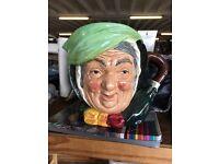 Seary Gamp jug