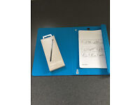 Samsung Galaxy Tab A cover/stand and S Pen for Galaxy Tab A (new)