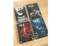 True Blood DVDs - Series 2, 3 & 4 (Series 1 included FREE)