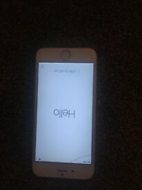 Silver IPhone 6 for sale
