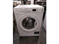 Hotpoint Washing Machine (9kg) (6 Month Warranty)