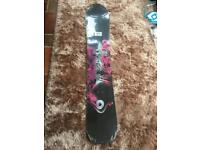 Ride Rapture 147cm brand new snowboard open to offers.