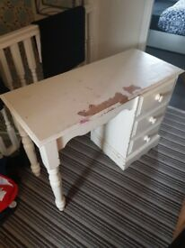 Solid pine furniture great for upcycle strip or shabby chic!