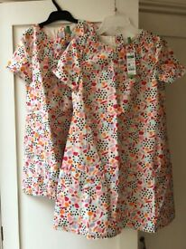 Benetton Girls Dress – 2 dresses available – age 8-9 and age 11-12