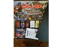 Transformers Monopoly - Collector's Edition