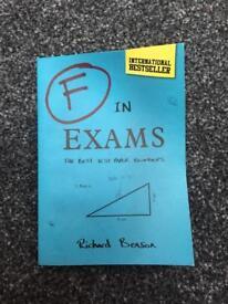 Comedy Exam book