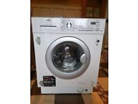 AEG INTEGRATED WASHING MACHINE FREE DELIVERY