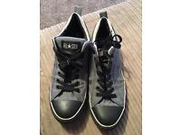 Converse all star size 10