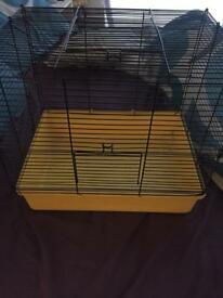 I got a hamster cage for sell