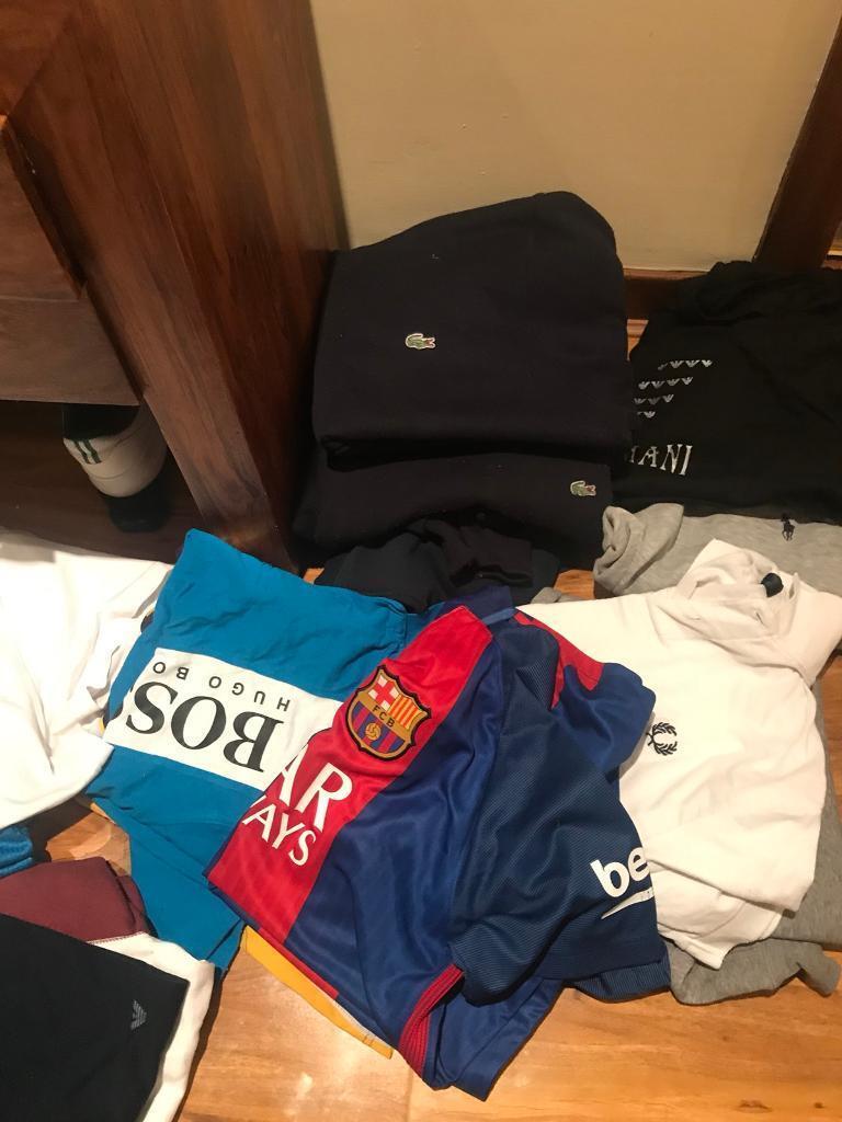 Joblot bundle of clothes