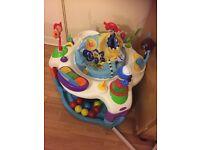 Baby einsteens activity centre