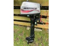 Mariner 4HP outboard