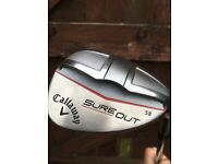 Callaway Sure Out Wedge 58* -Excellent Condition