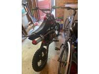 Pit bike 140cc m2r 2009
