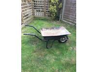 Good sturdy wheelbarrow