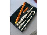 J Micheal Silver Plated flute - excellent condition