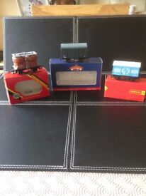 OO Gauge rolling stock wagons with boxes