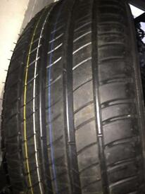 Brand new Michelin tyre 215/55/17
