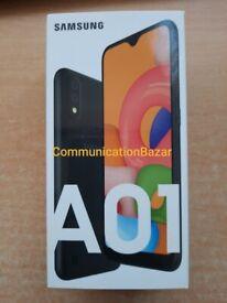 "Samsung Galaxy A01, 16GB/2GB/5.7"", dual sim, Brand NEW, Boxed, unlocked"