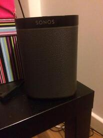 Sonos wireless speaker