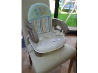 Baby travel chair