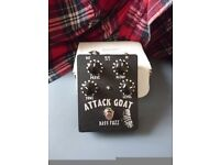 Wounded Paw Attack Goat Bass Fuzz