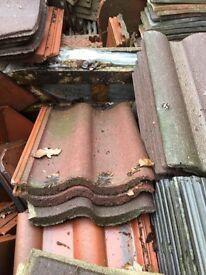 Redland grovebury red roof tiles