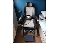INVACARE 5MPH, ELECTRIC WHEELCHAIR, POWERCHAIR SCOOTER MOBILITY, EXTRA SEAT