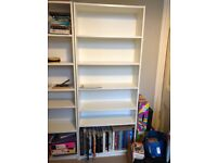 IKEA Billy Bookcase in white