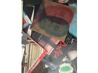 "Vinyl records 12"" music polica bibio soul rare LP EP"