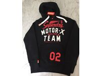 Brand New Superdry Hoodie -Small